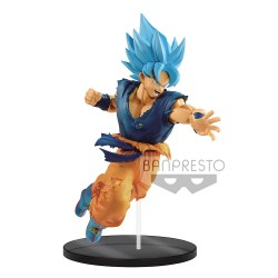 Figurine Dragon Ball Z Goku Super Saiyan God