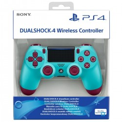 Manette DualShock 4 v2 Berry Blue