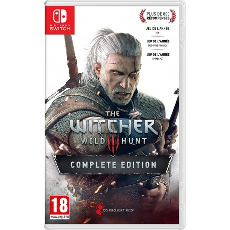 The Witcher III Wild Hunt Compete Edition Nintendo Switch