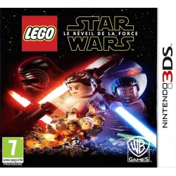 Lego Star Wars : Le Reveil De La Force 3DS
