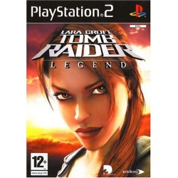 Lara Croft Tomb Raider Legend PS2 Occasion