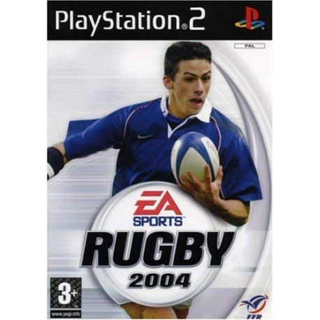 Rugby 2004 PS2 Occasion