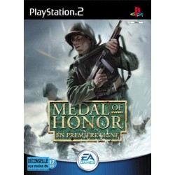 Medal of Honor En Premiere Ligne PS2 Occasion