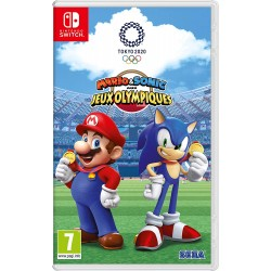 Mario & Sonic Aux Jeux Olympiques Tokyo 2020 Switch
