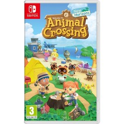Animal CrossingNew Horizons Switch