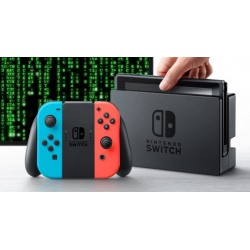 Installation Puce Nintendo Switch