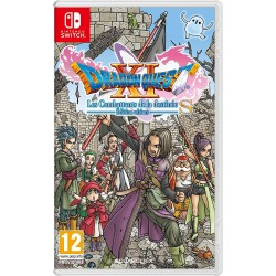 Dragon Quest XI Les Combattants de la Destiné Edition Ultime Switch