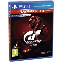 Gran Turimso Sport PS4 Playstation Hits