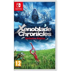 Xenoblade Definitive Edition Switch