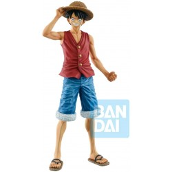Figurine One Piece Luffy D Luffy