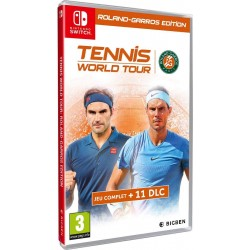 Tennis World Tour Roland Garros Edition Switch