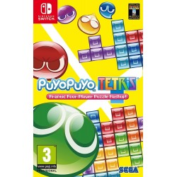 Puyo Puyo Tetris Switch