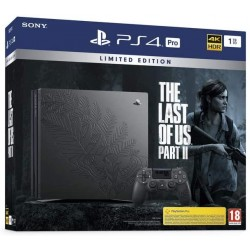 Console PlayStation 4 Pro 1To Edition Collector + The Last of Us Part II