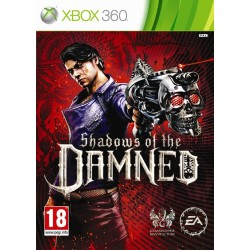 Shadow of The Damned Xbox 360