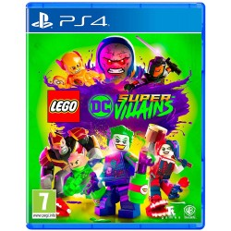 Lego DC Super Vilains PS4