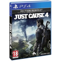 Just Cause 4 Edition Renegat