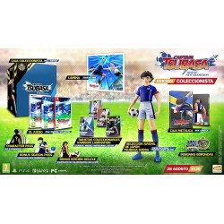 Captain Tsubasa Rise of New Champions Edition Collector Switch