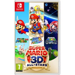 Super Mario 3D All Star Switch