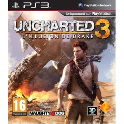 Uncharted 3 PS3 Occasion