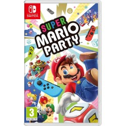 Super Mario Party Switch Occasion