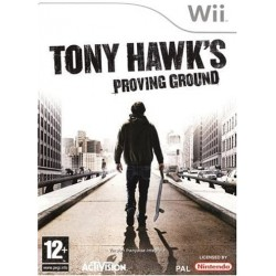 Tony Hawk's Proving Ground Wii Occasion