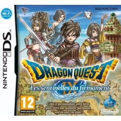 Dragon Quest IX Les Sentinelles du Firmament