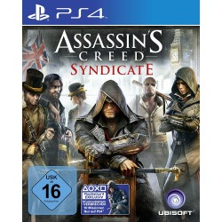 Assassin's Creed Syndicate PS4 Occasion