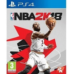 NBA 2K18 PS4 Occasion