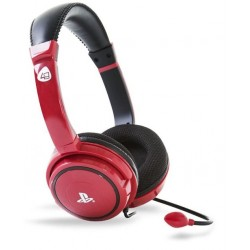 Casque 4GAMERS PS4 Pro4-40 Rouge