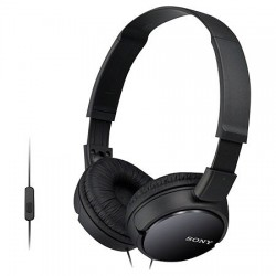 Casque Micro Sony MDR-ZX110AP Noir