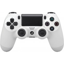 Manette Playstation 4 V2 Glacier White