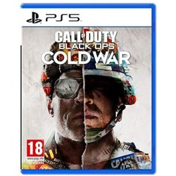 Call Of Duty Black Ops Cold War PS5 Occasion