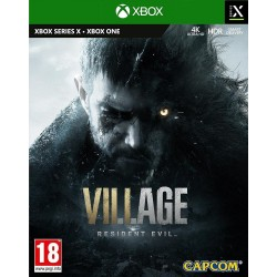 Resident Evil Village Xbox One Series X