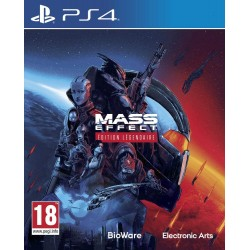 Mass Effect Edition Legendaire PS4