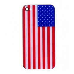 Coque USA iPhone 4
