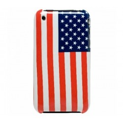 Coque USA iPhone 3G - 3Gs
