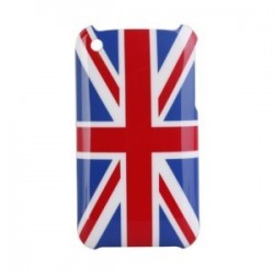 Coque UK iPhone 3G - 3Gs