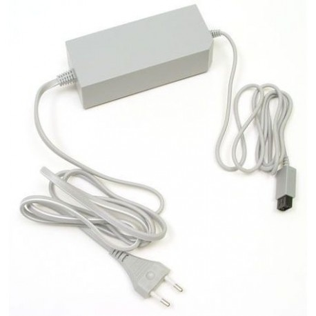 Alimentation Nintendo Wii reconditionnée